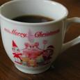 「クリスマスペコちゃんプリン」2004 マグカップ