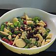 野菜ゴロゴロサラダ