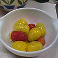 プチトマトのサラダ(マリネ)