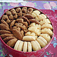 ジェニーべーカリーのクッキー