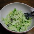 レタス&プルーンのクールサラダ
